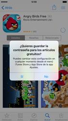 Apple iPhone 6s iOS 9 - Aplicaciones - Descargar aplicaciones - Paso 16