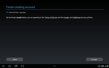 Samsung N8000 Galaxy Note 10-1 - Applications - Downloading applications - Step 11