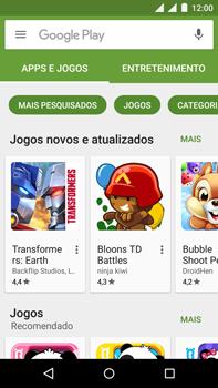 Motorola Moto X Play - Aplicativos - Como baixar aplicativos - Etapa 6