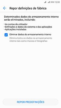 Huawei Mate 10 - Repor definições - Como repor definições de fábrica do telemóvel -  7