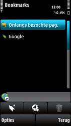 Nokia X6-00 - Internet - internetten - Stap 9