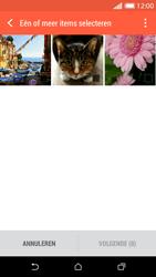 HTC Desire 610 - Contacten en data - Foto