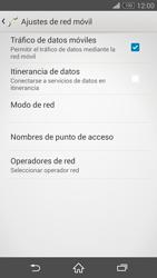 Sony Xperia Z3 - Internet - Configurar Internet - Paso 7