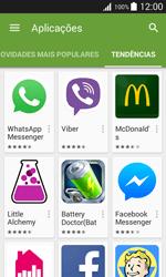 Samsung Galaxy Trend 2 Lite - Aplicações - Como pesquisar e instalar aplicações -  13