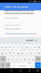 Huawei P9 - Android Nougat - Applications - Créer un compte - Étape 12