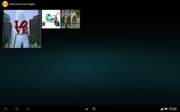 Sony Xperia Tablet Z - Mensajería - Escribir y enviar un mensaje multimedia - Paso 14