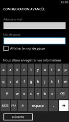 Samsung I8750 Ativ S - E-mail - Configuration manuelle - Étape 7