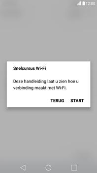 LG Stylus 2 (K520) - WiFi - Verbinden met een netwerk - Stap 4
