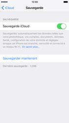 Apple Apple iPhone 7 - Device maintenance - Back up - Étape 15