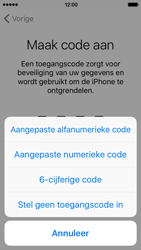 Apple iPhone 5c iOS 9 - Toestel - Toestel activeren - Stap 13