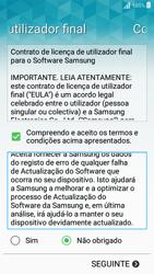Samsung Galaxy Grand Prime - Primeiros passos - Como ligar o telemóvel pela primeira vez -  7
