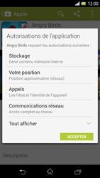 Sony Xpéria Z - Applications - Télécharger une application - Étape 18