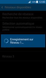 Samsung G357 Galaxy Ace 4 - Réseau - Sélection manuelle du réseau - Étape 11