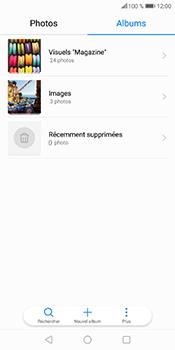 Huawei P Smart - Photos, vidéos, musique - Envoyer une photo via Bluetooth - Étape 5