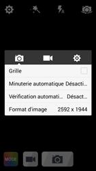 Bouygues Telecom Ultym 5 II - Photos, vidéos, musique - Prendre une photo - Étape 6
