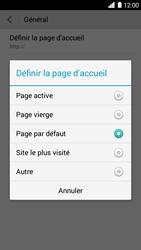 Huawei Ascend G6 - Internet - Configuration manuelle - Étape 23