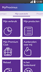 LG H220 Joy - Applicaties - MyProximus - Stap 16