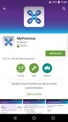 BlackBerry DTEK 50 - Applications - MyProximus - Étape 9