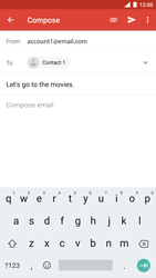 Nokia 8 (SingleSim) - Email - Sending an email message - Step 8