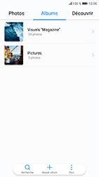 Honor 9 - Photos, vidéos, musique - Envoyer une photo via Bluetooth - Étape 4