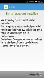 Alcatel OneTouch PIXI 3 (4.5) 3G (OT-4027X) - E-mail - Handmatig instellen - Stap 5