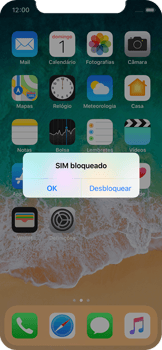 Apple iPhone X - Internet no telemóvel - Como configurar ligação à internet -  15