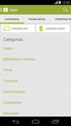 Motorola Moto X (2014) - Aplicativos - Como baixar aplicativos - Etapa 5