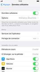 Apple iPhone 7 iOS 11 - Internet - Configuration manuelle - Étape 5
