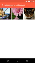 HTC Desire 816 - Contact, Appels, SMS/MMS - Envoyer un MMS - Étape 17