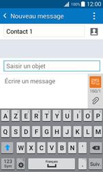 Samsung J100H Galaxy J1 - MMS - envoi d'images - Étape 10