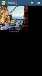 Samsung Galaxy S4 Mini - Photos, vidéos, musique - Envoyer une photo via Bluetooth - Étape 4