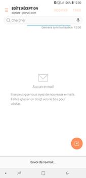Samsung Galaxy A7 (2018) - E-mail - envoyer un e-mail - Étape 19