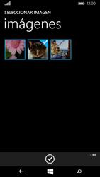 Microsoft Lumia 535 - Mensajería - Escribir y enviar un mensaje multimedia - Paso 12