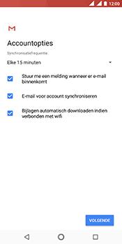 Nokia 5.1 - E-mail - Handmatig instellen (outlook) - Stap 10