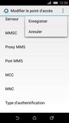 HTC Desire 320 - Mms - Configuration manuelle - Étape 14