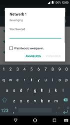 Alcatel A3 - wifi - handmatig instellen - stap 7