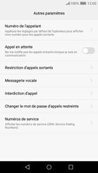 Huawei Y6 (2017) - Messagerie vocale - configuration manuelle - Étape 8