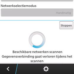 BlackBerry Q5 - Bellen - in het buitenland - Stap 8