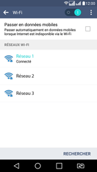 LG LG K8 - Internet et connexion - Accéder au réseau Wi-Fi - Étape 9