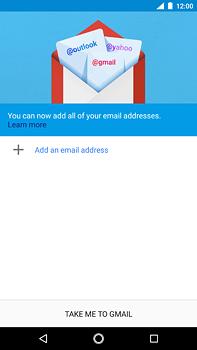 Nokia 6 (2018) - E-mail - Manual configuration (outlook) - Step 5