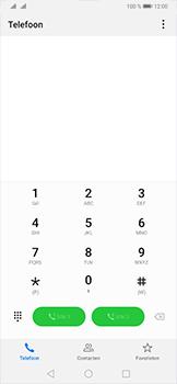 Huawei P30 - Voicemail - Voicemail deactiveren - Stap 3