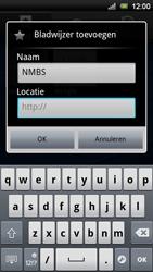 Sony Ericsson Xperia Neo V - Internet - internetten - Stap 10