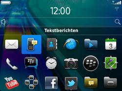 BlackBerry 9320 Curve - MMS - Afbeeldingen verzenden - Stap 2