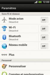 HTC A320e Desire C - Internet - Configuration manuelle - Étape 4