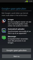 Samsung N7100 Galaxy Note II - Applicaties - Account aanmaken - Stap 9