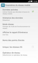 Alcatel Pop S3 (OT-5050X) - Réseau - utilisation à l'étranger - Étape 9