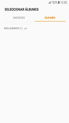 Samsung Galaxy J5 (2017) - Mensajería - Escribir y enviar un mensaje multimedia - Paso 15