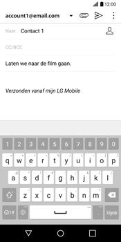 LG G6 (LG-H870) - E-mail - Hoe te versturen - Stap 10