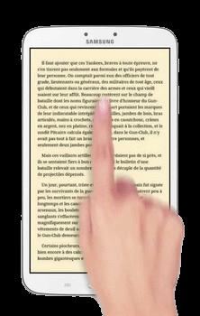Samsung Galaxy Tab 3 8 4G - Premiers pas - Spécificités produit - Étape 2