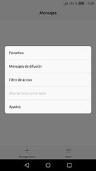 Huawei Y6 (2017) - Mensajería - Configurar el equipo para mensajes de texto - Paso 4